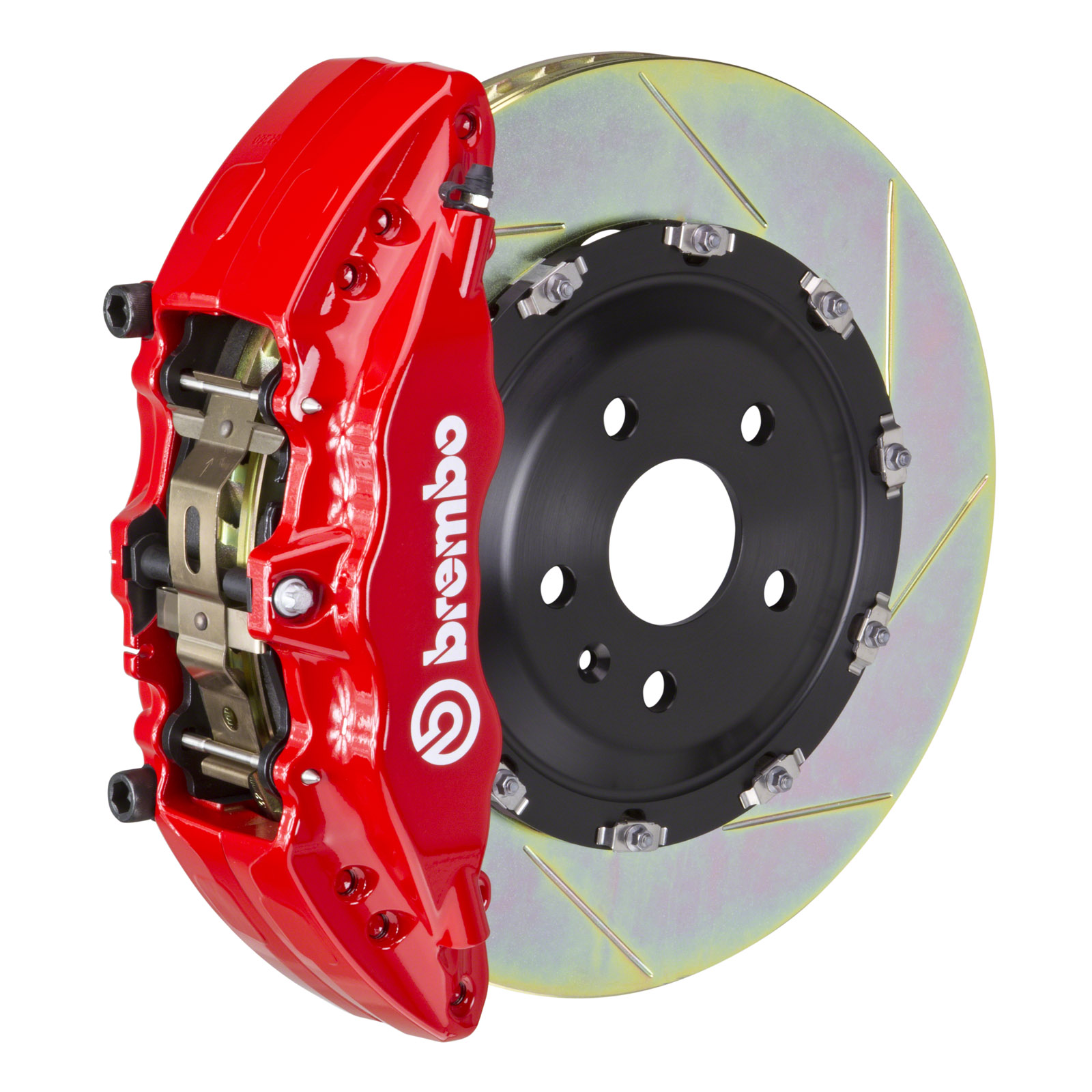 Brembo GT BBK For 07-14 Escalade / ESV / EXT GMT 9xx